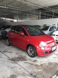 Fiat 500 Sport AIR - 2012