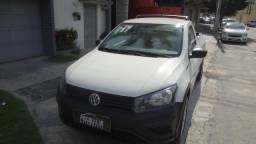 Vw - Volkswagen Saveiro Robust 1.6 CS - 2017