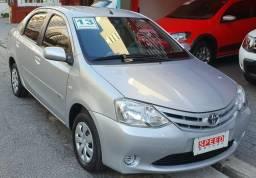 Toyota Etios Flex Impecável! - 2013