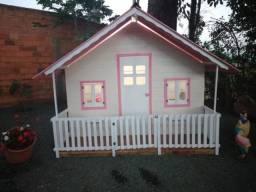 Casinha de boneca, casinha de criança comprar usado  Franca