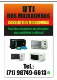 Venda microondas