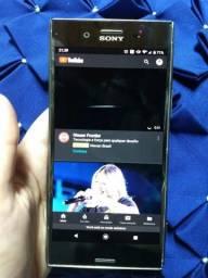 Sony Xperia XZ Premium Prata