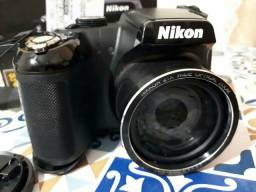 Vendo câmera nikon coolpix l315