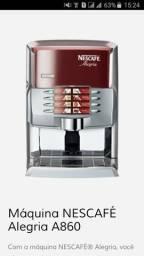 Maquina Nescafé Alegria