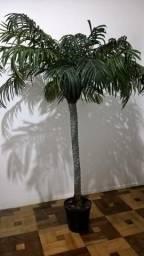 Folhagem Palmeira Artifical Realista para decoração