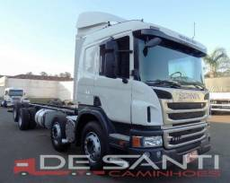 Scania P310 8x2 2014/14 No Chassis - 2014