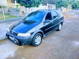 Fiat Palio Weekend Adventure 2001 - 1.6 - 4P - Gasolina - 16V - Completo - 2001