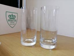 Copos para drink ou água
