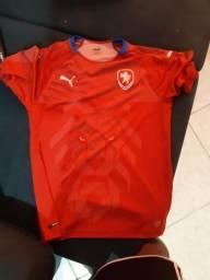 Camisa República tcheca