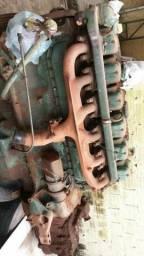 Motor Mercedes bens 355/6