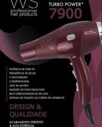 Secador de cabelo linha profissional