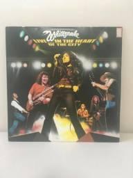 Vinil duplo do Whitesnake ao vivo