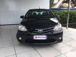 TOYOTA ETIOS 2016/2017 1.5 XS SEDAN 16V FLEX 4P AUTOMÁTICO