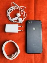 IPhone 7 black 32g ac/ cartão 12x 160