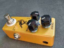 Pedal Overdrive Golden Horse Mosky