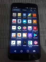 Celular LG k10 k430tv Tela Nova - financio(ver descrição)