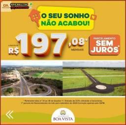 Loteamento pertinho de Fortaleza Pronto pra Construir R$ 197,00