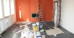Pintor residêncial porta, parede ,portões tel.61 9  *