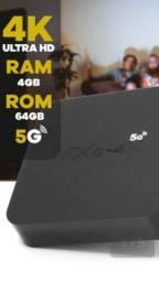 TV box mxq pro 5G 4GB 64GB Entregamos Instalamos