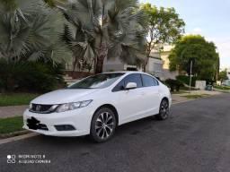 Honda Civic LXR 2.0 automático, completo.