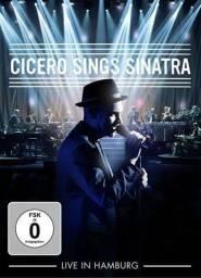 Blu ray Roger Cicero - Cicero Sings Sinatra Live In Hamburg
