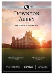 Downton Abbey / A Série Completa + O Filme / DVD