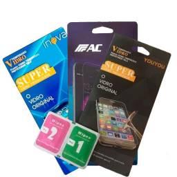 Kit com 71 Películas Inova-Fac-You You para Smartphone