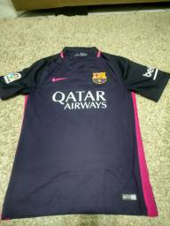 Camisa Barcelona seminova