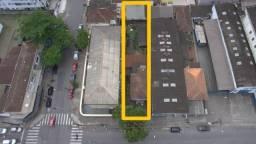 Terreno à venda em Vila matias, Santos cod:142413