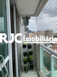 Apartamento à venda com 2 dormitórios em Tijuca, Rio de janeiro cod:MBAP25153