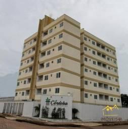 (Vende-se) Residencial Córdoba - Apartamento com 3 dormitórios à venda, 74 m² por R$ 260.0