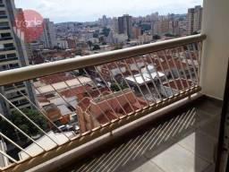 Apartamento com 2 dormitórios à venda, 87 m² por R$ 1.000 - Centro - Ribeirão Preto/SP