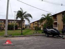 Apartamento com 2 dormitórios - Cosmos - Rio de Janeiro/RJ