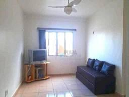Apartamento com 1 dormitório para alugar, 42 m² por R$ 1.000,00/mês - Canto do Forte - Pra