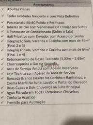 Apartamento com 3 dormitórios à venda, 170 m² - Park Lozandes - Goiânia/GO