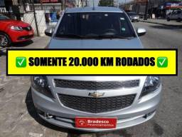 Chevrolet Agile LTZ 1.4 Flex 2011 Somente 24.000 kms. Novíssimo! - 2013
