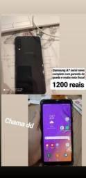 Samsung A7 1200$ ( completo) Garantia de queda e roubo