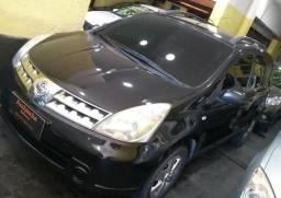 Nissan Livina nightday 1.6 gnv/flex/completo 2012 (48x 699,00 + entrada) - 2012