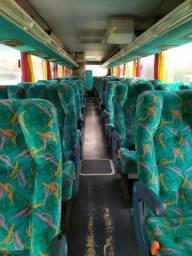 Bancada de ônibus executivo Comil 48 lugares