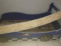 Cama de carrinho infantil