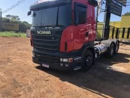 Scania R440 2013 6x4 automático - 2013
