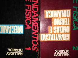 Vol 1 e 2 Halliday e Resnick