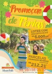 GS lotes parcelados no MAIOBÃO!