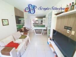 Apartamento à venda no Beach Place térreo Porto das Dunas, Prainha