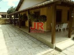 Excelente casa 3 qts, 1 suíte, varanda, terreno 600 m² Balneário São Pedro/RJ