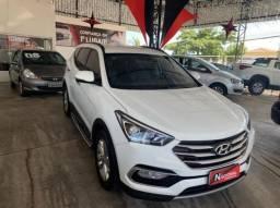 Hyundai Santa Fe  3.3L V6 4x4 5L GASOLINA MANUAL - 2016