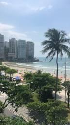 Apto. frente mar Guarujá