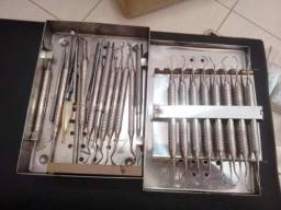 Kit odontologia / Destista . Graduação ou consultorio