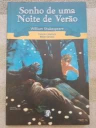 Livro Sonho de uma noite de verão - William Shakespeare