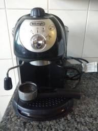 Máquina café expresso manual De Longhi EC 220 CD
